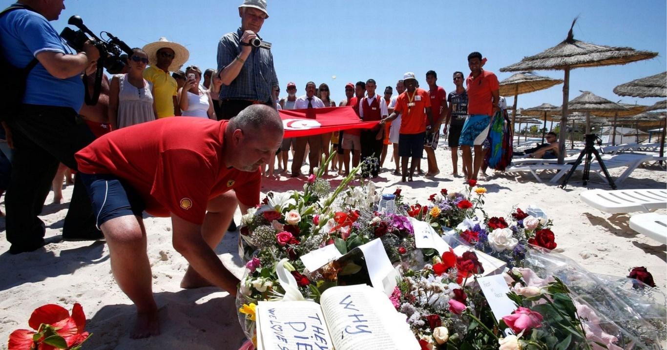 Великобритания скорбит по жертвам теракта в Тунисе.