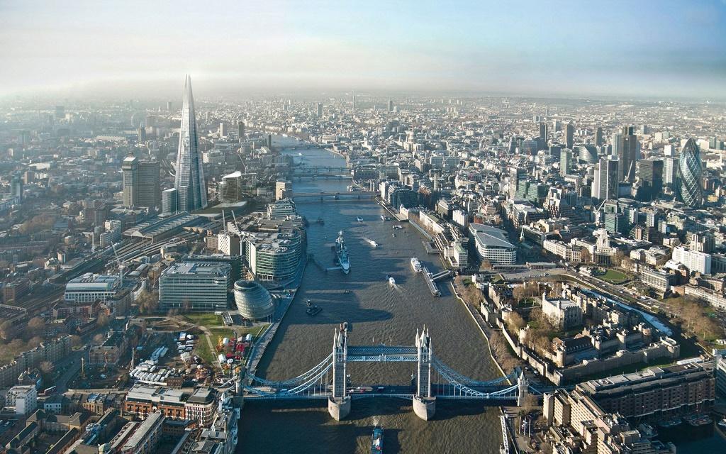 Один день в Лондоне в роли олигарха.