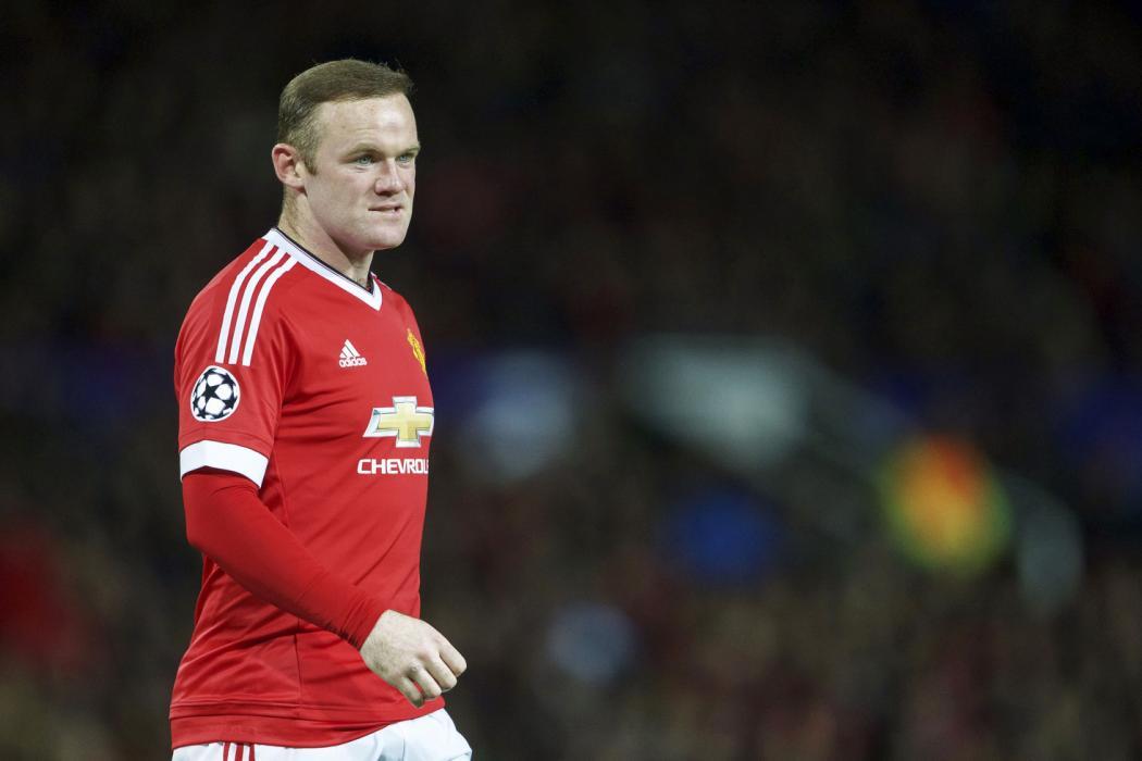 Самые высокооплачиваемые футболисты мира. Уэйн Руни Манчестер Юнайтед.