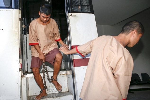 В Таиланде приговорены к смертной казни убийцы двух британских туристов.