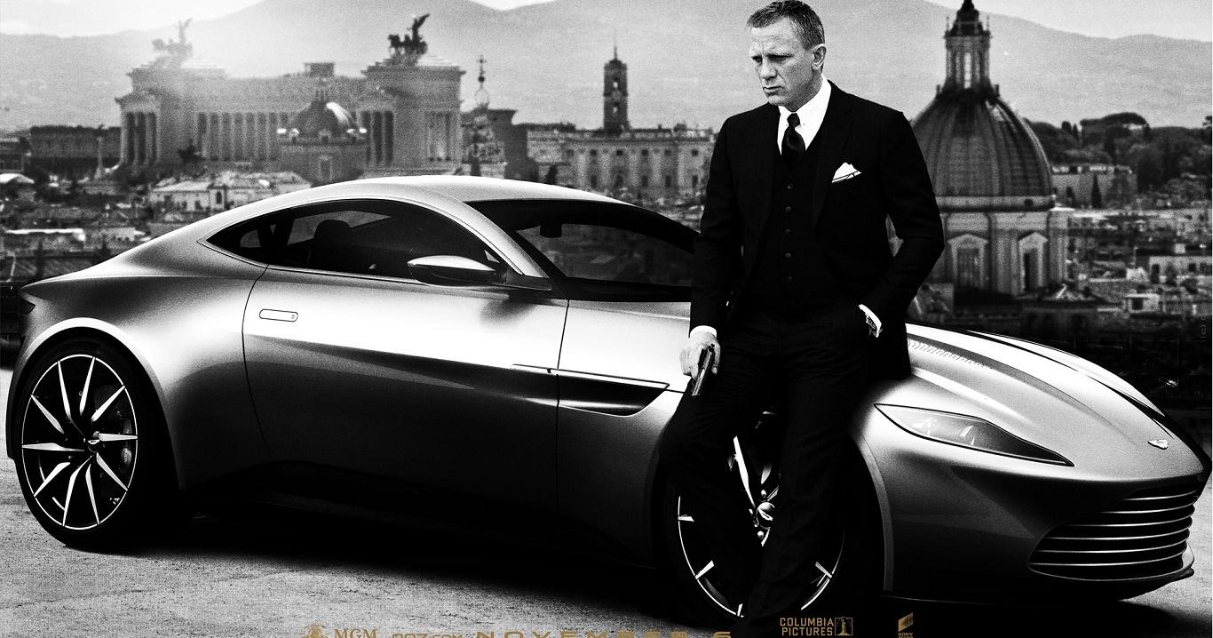 Агент 007 Джеймс Бонд, как легко стать супер героем.