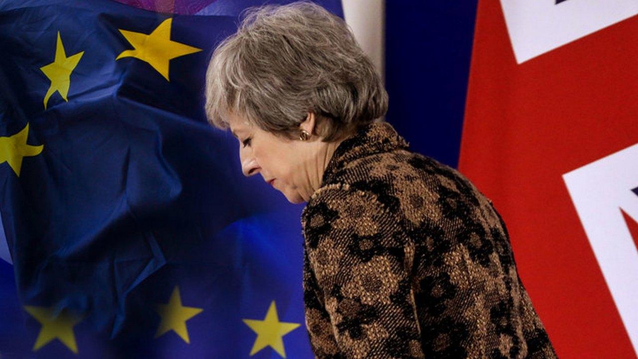 Великобритания и ЕС разводятся. Германия категорически против переноса даты Brexit.